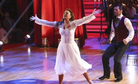 Leah Remini on Dancing With the Stars Photo