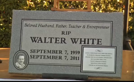Walter White Funeral Raises Money, Sparks Protests in Albuquerque