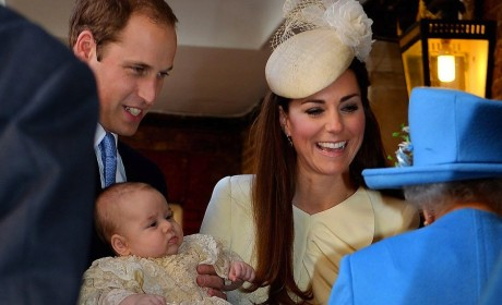 Prince George Christening: Photos & Details Galore!