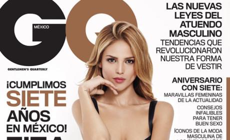 Eiza Gonzalez GQ Cover