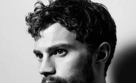 Jamie Dornan as Christian Grey Reactions: At Least He's Not Charlie!