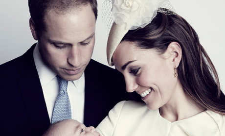 Kate Middleton, Prince William Buy Royal Baby a $2,350 Silver Cross Stroller
