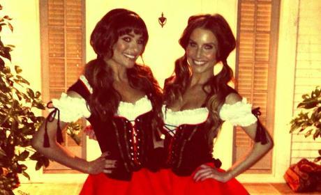 Lea Michele Halloween