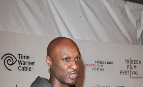 Khloe and Lamar: So Happy at Kanye West Concert!