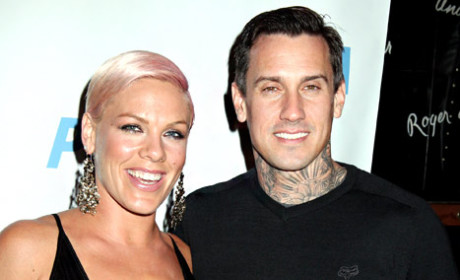 Pink, Carey Hart Picture