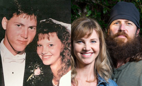 Duck Dynasty Stars Without Beards!