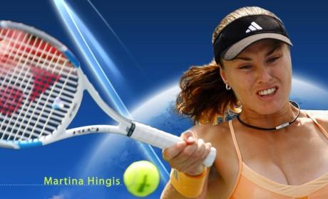 Martina Hingis Questioned Over Assault of Estranged Husband