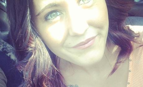 Jenelle Evans Selfie Photo