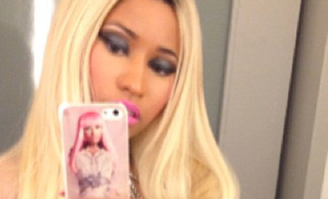 Nicki Minaj Halloween Costume