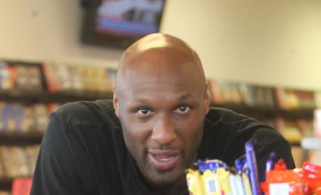 Lamar Odom: Admonished, Advised by City Attorney