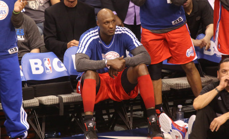 Happy 34th Birthday, Lamar Odom!