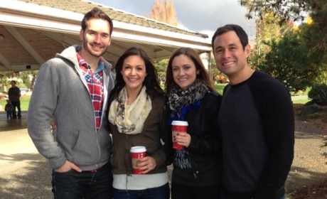 Desiree Hartsock and Chris Siegfried: Going Strong, Silencing Critics
