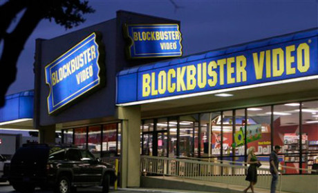 Blockbuster to Close All Retail Stores, Shut Down DVD Mailing Business