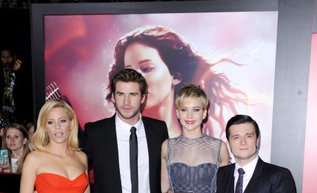 Catching Fire Crew