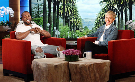 Kanye West on Creating North West: All About Practice!
