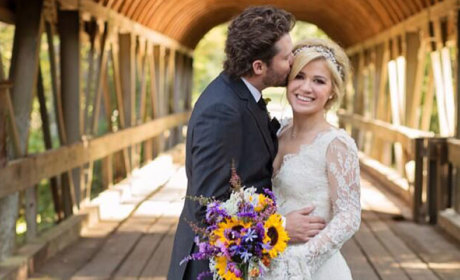 Kelly Clarkson and Brandon Blackstock: Expecting a Baby Girl!