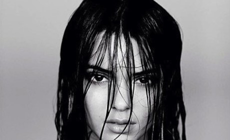 Kendall Jenner Exposes Nipples, Proves She Really is 18 Years Old