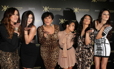 Mother Petitions Babies R Us, Urges Chain to Stop Selling Kardashian Clothing Line