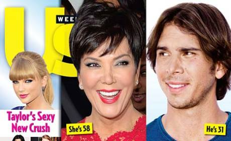 Kris Jenner: Totally Hooking Up with Ben Flajnik!
