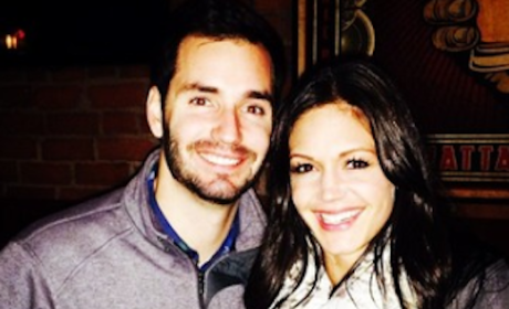 Desiree Hartsock and Chris Siegfried Together