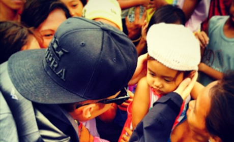 Justin Bieber in the Philippines