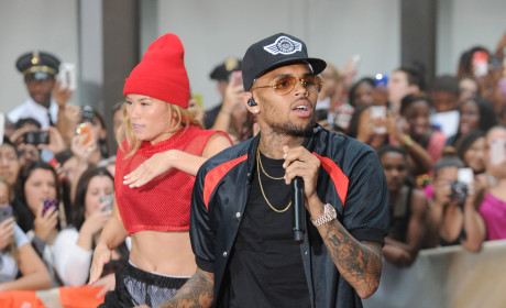 Is Chris Brown akin to Jesus?