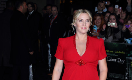 Kate Winslet Gives Birth to a Boy!