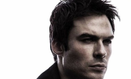 Ian Somerhalder, Up Close