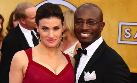 Taye Diggs and Idina Menzel: It's Over!