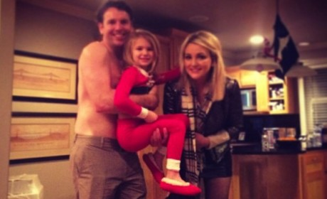 Jamie Lynn Spears Family Photo