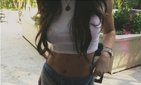 Kylie Jenner Stomach