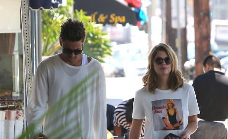 Ashley Benson and Ryan Good: Back Together!