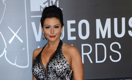 JWOWW Red Carpet Pic