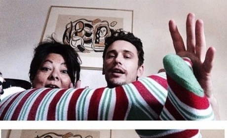 James Franco on Christmas