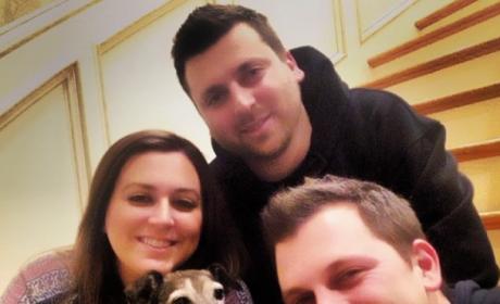 Caroline Manzo Mourns Dead Dog, Sends Santa a New Sidekick