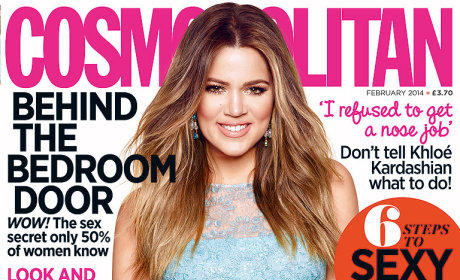 Khloe Kardashian: Excited for 2014, Hoping to Wear a Crop Top with Jeans