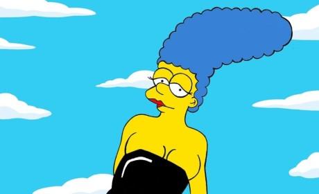 Sexy Marge Simpson Photo