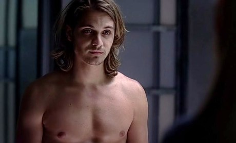 Luke Grimes: True Blood Actor Quit Show Over Gay Sex Scenes?