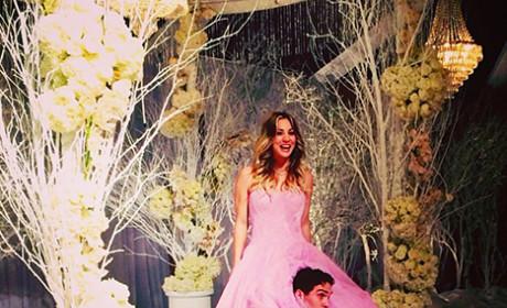 Kaley Cuoco and Ryan Sweeting Wedding