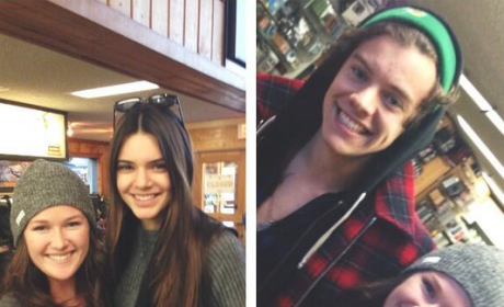 Kendall Jenner and Harry Styles: Spotted at Snowboard Shop, Totally Dating