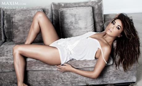 Eva Longoria: Maxim Woman of the Year!