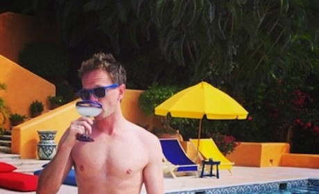 Neil Patrick Harris in Mexico