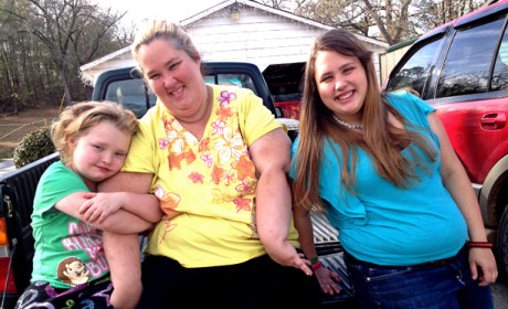 Honey Boo Boo and Family Injured in Car Crash