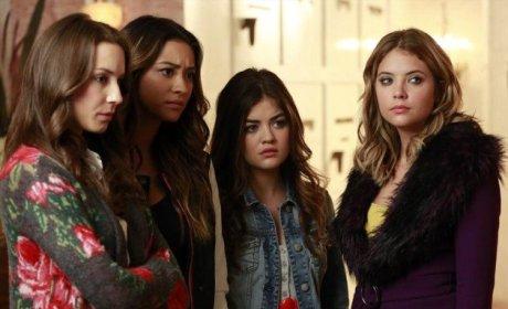 Pretty Little Liars Winter Premiere Recap: Who's in the Box?!?