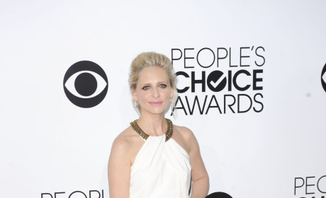 Sarah Michelle Gellar at the PCAs