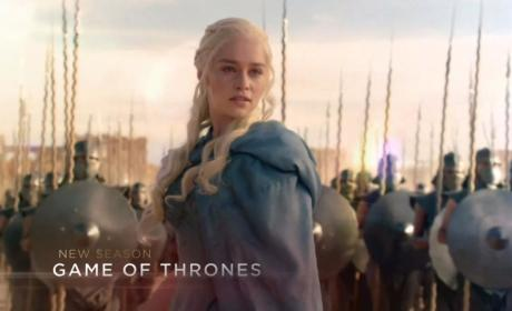 Game of Thrones Season 4 to Premiere On...