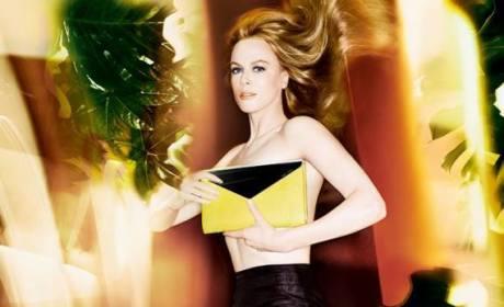 Nicole Kidman: Topless, Sexy for Jimmy Choo!