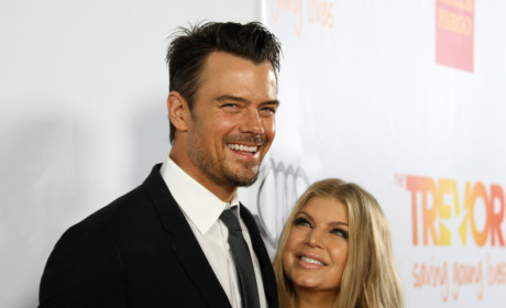 Happy Anniversary, Fergie and Josh Duhamel!