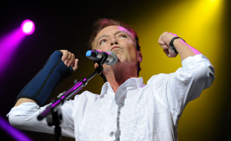 David Cassidy on Stage
