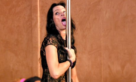 The Real Housewives of Beverly Hills Recap: Drunken Pole Dancing